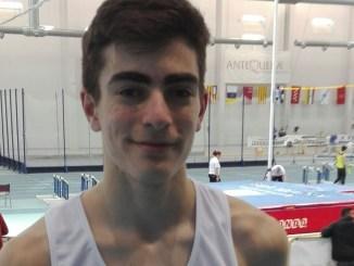 Manuel Ridruejo consigue el quinto puesto en los 1500ML del Campeonato de España Sub-18
