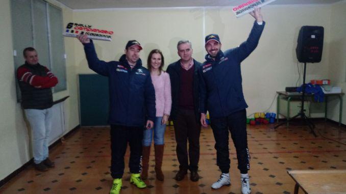 La Challenge Rallycar-FEXA 2018 rayó a gran altura en Campanario