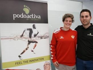 Podoactiva empresa líder de podología y biomecánica cuidará la pisada del Santa Teresa Badajoz