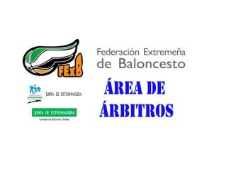 Stage Técnico Arbitral del 24 al 26 de marzo en Villafranca de los Barros