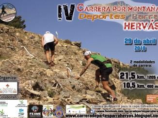 Se abren las inscripciones para la IV Carrera por montaña Deportes Parra de Hervás