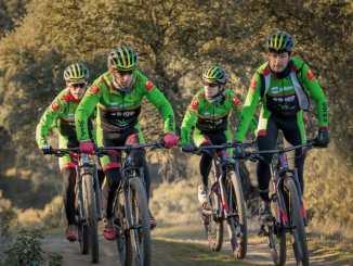 El Extremadura-Ecopilas mañana en la Ruta Tentudía 5 Miles de Cabeza la Vaca