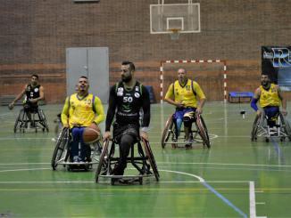 El Mideba Extremadura cierra la temporada liguera en Canarias