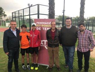En las instalaciones del Club Las Arenas de Don Benito se ha disputado la Babolat Cup