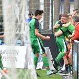 La Selección Extremeña Alevín F8 alcanza las semifinales por primera vez en su historia (5)