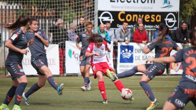 Nuevo 'match ball' para el Santa Teresa Badajoz en Albacete