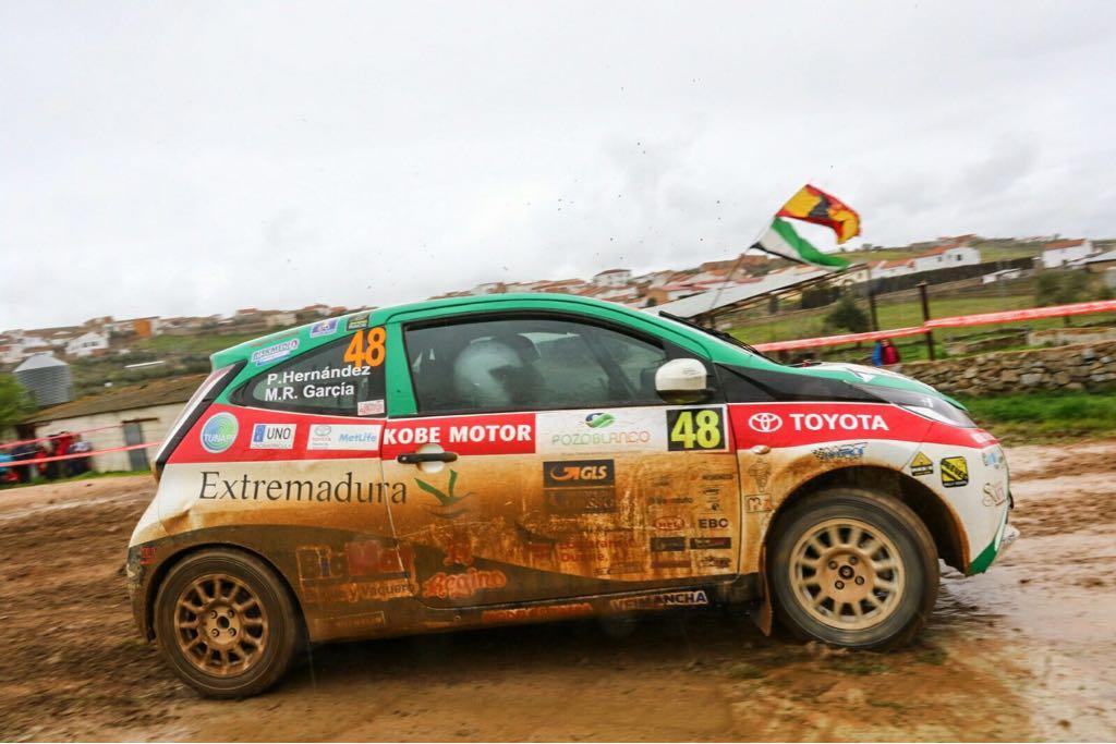 Pedro Manuel Hernández Mejías y Miguel Ángel Ramos García - Rallye Ciudad de Pozoblanco