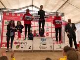 Podium General Femenina III Carrera Corta Alburquerque