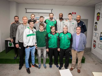 Sergio Pérez dice adiós al baloncesto como jugador del Cáceres