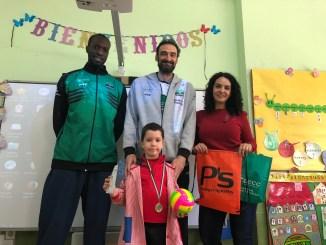 Sergio Pérez y Ola Keshinro anuncian más ganadores con la AECC