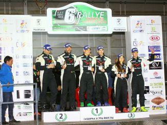 Victoria histórica del Extremadura Rallye Team en Pozoblanco