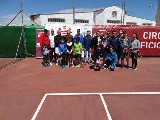 Los Campeonatos de Extremadura de Tenis pusieron fin el pasado fin de semana