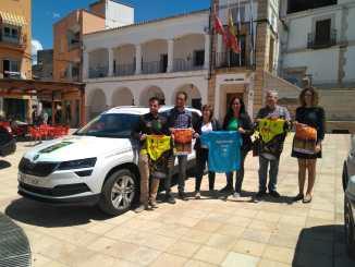 Dani Carreño, líder del Open de España de Ultramaratón estará en la Titán Villuercas