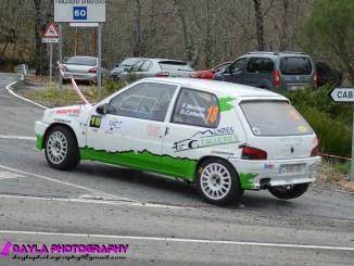El Extremadura Rallye Team en el XVI Rallysprint Villa de Feria