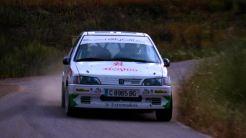 Montes y Collado segundos de la Challenge Rallycar del XVI Rallysprint Villa de Feria (1)