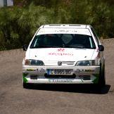 Montes y Collado segundos de la Challenge Rallycar del XVI Rallysprint Villa de Feria (2)