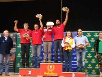 Tercera posición para Concha Velázquez en el Rally de Asturias Histórico