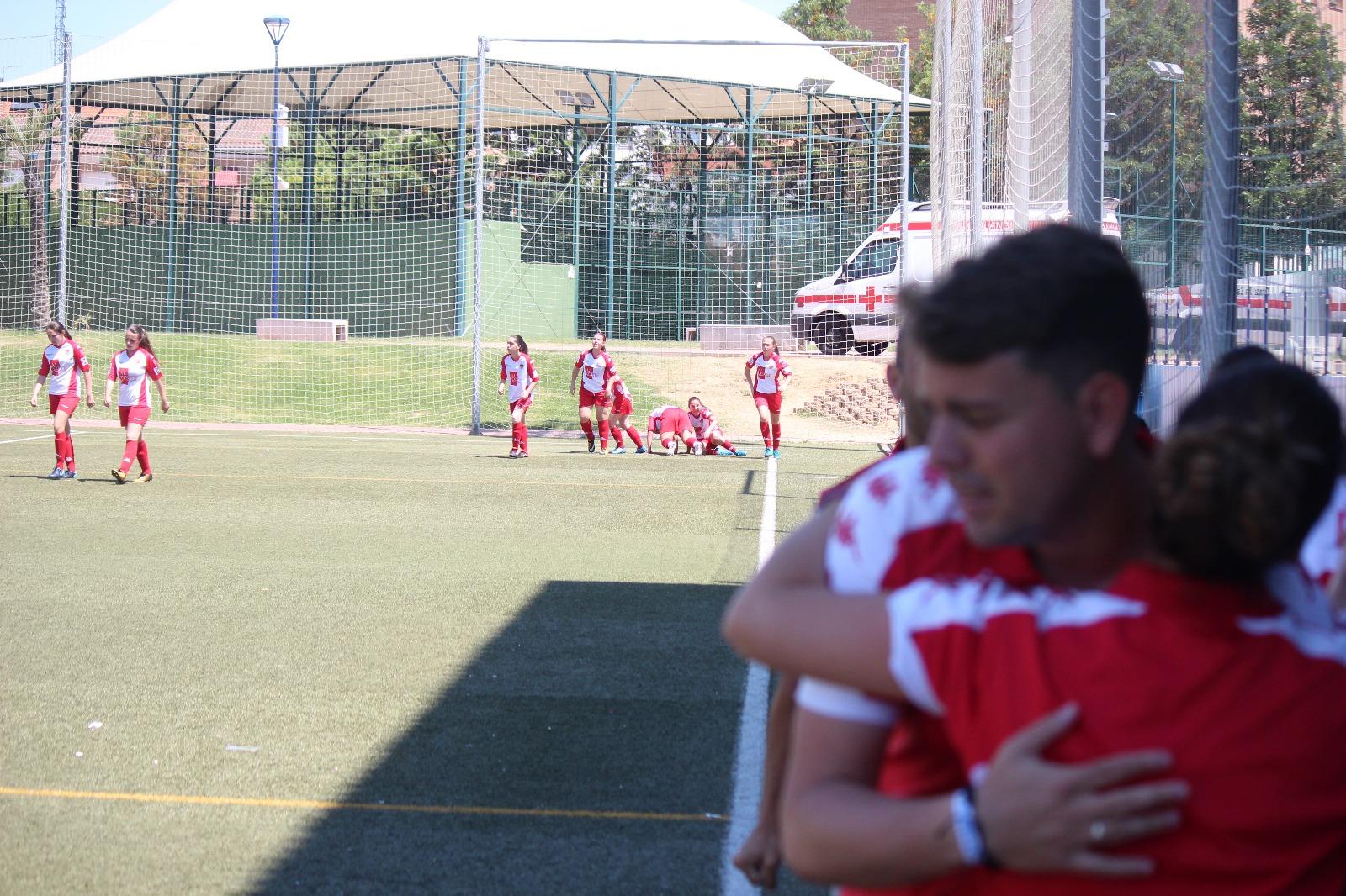 El Santa Teresa Badajoz alza por primera vez la Women's Cup Ciudad de Badajoz (4)