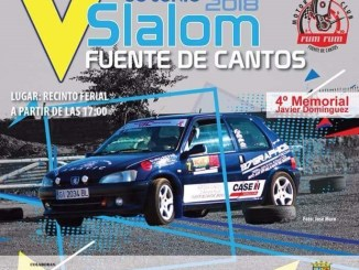 El regional de Slalom se traslada a Fuente de Cantos