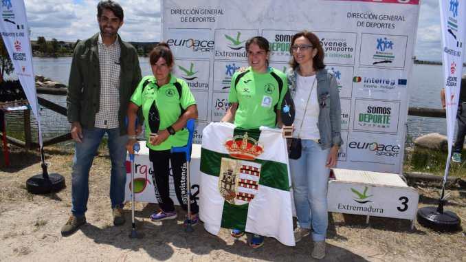 Elena Ayuso se colgó la medalla de oro en Proserpina
