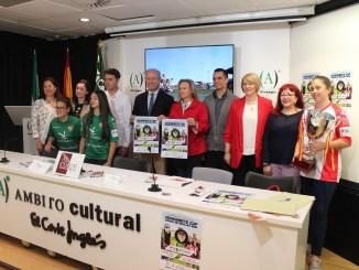 Más de 100 jugadoras participarán en la VIII Women's Cup Ciudad de Badajoz