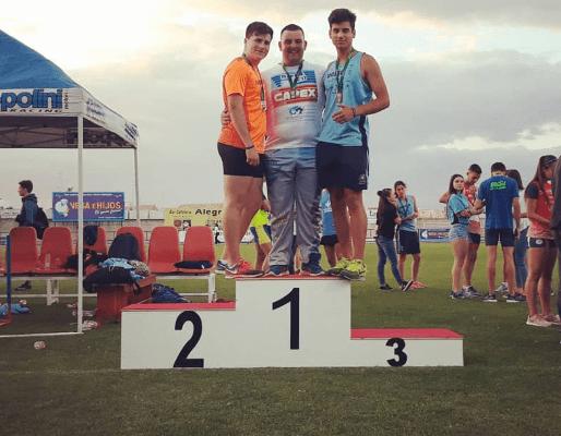 Lorenzo Navas y Ricardo Orta se proclaman campeones de Andalucía SUB18