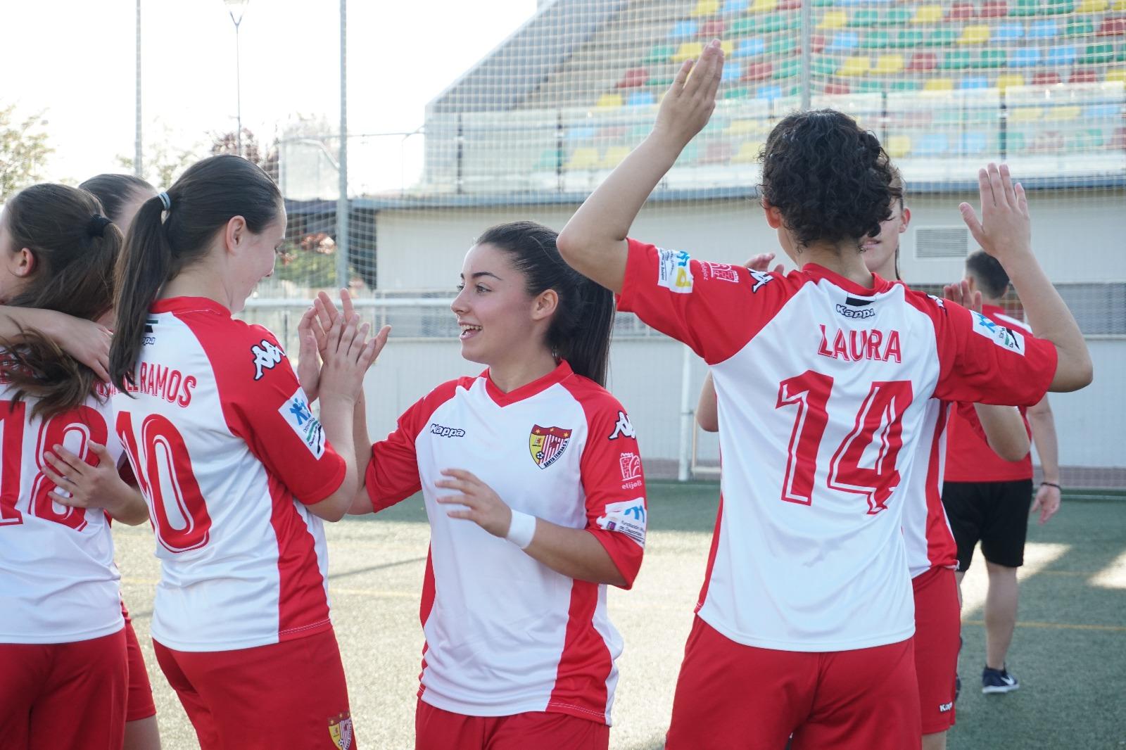 Selección Extremeña y Santa Teresa Badajoz lucharán por la Women's Cup Ciudad de Badajoz 2018 (3)