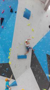 Bronce para la Selección Extremeña de Escalada Cadete en Santiago de Compostela (5)