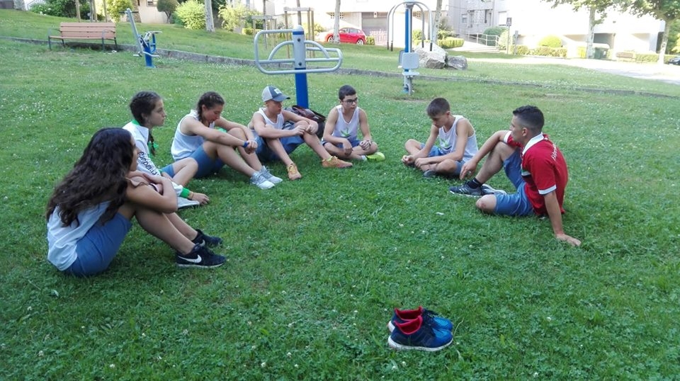 Bronce para la Selección Extremeña de Escalada Cadete en Santiago de Compostela (8)