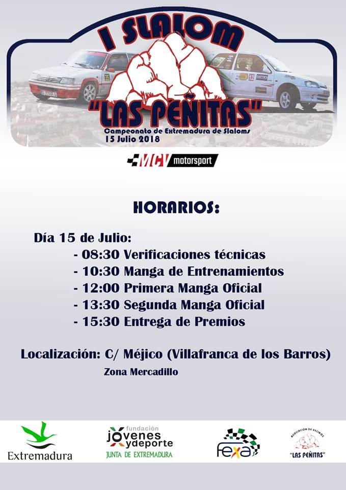 Villafranca de los Barros próxima parada del regional de Slalom