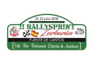El ERT a mantener la buena senda en el Rallysprint Zurbaran