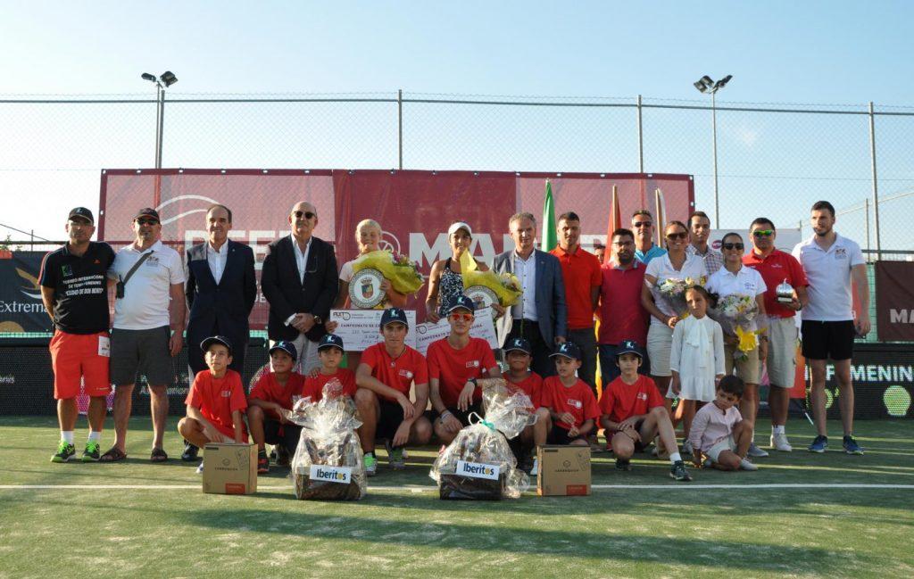 María José Luque se lleva la tercera edición del Torneo Internacional Ciudad de Don Benito
