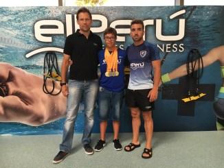 Guillermo Gracia Núñez consigue un repóker de medallas en los europeos de París