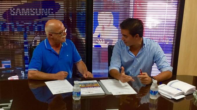 La empresa extremeña Electrocash y A.D. Cáceres Voleibol no seguirán juntos