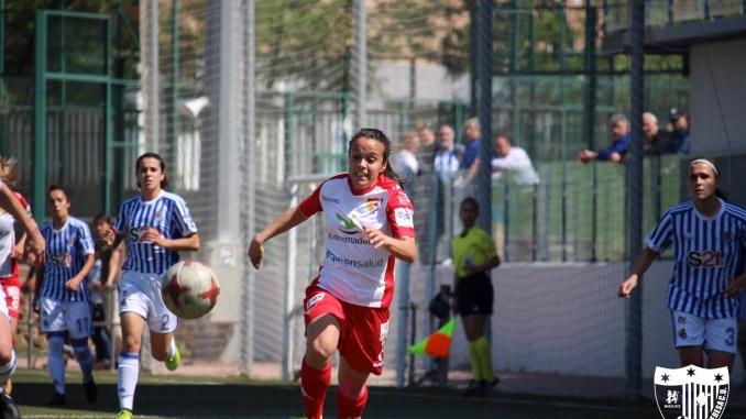 Mireya García también sigue en el Santa Teresa Badajoz