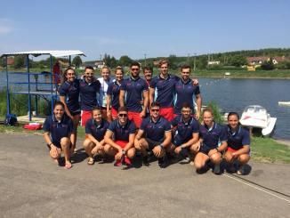 Teresa Tirado Dotor y Estefanía Fernández participaran este fin de semana en el Campeonato del Mundo Universitario Szolnok de Hungría