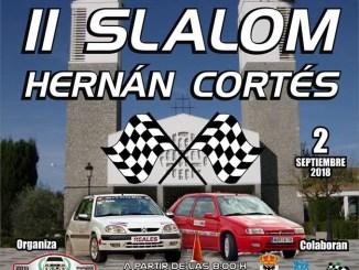El domingo se celebra el II Slalom Hernán Cortés en tierras pacenses