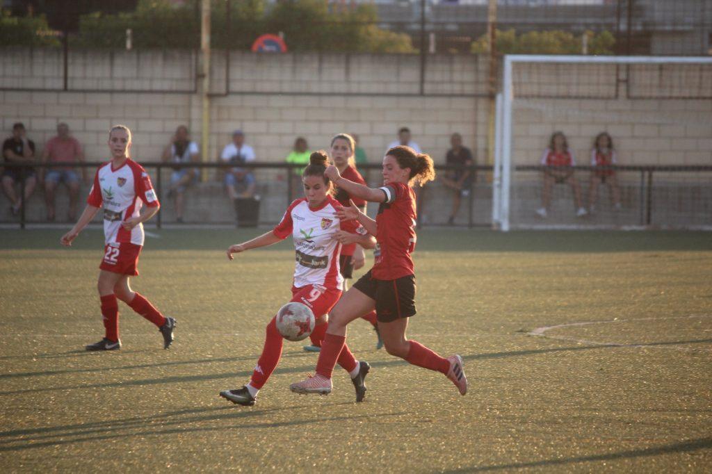 Gran estreno del Santa Teresa Badajoz en casa ante Benfica