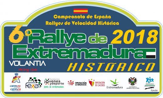 Primeros detalles del VI Rallye de Extremadura Histórico