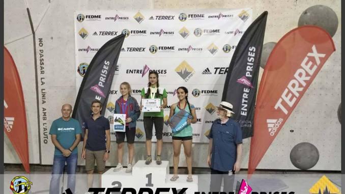 Extremadura suma dos nuevos Campeones de España en escalada deportiva