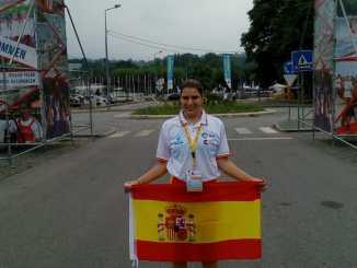 Elena Ayuso irá a por todas en el reto internacional de Portugal