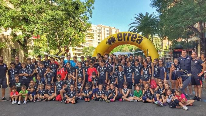 Escuelas Cacereñas de Voleibol, I edicion del Voleibol en la calle