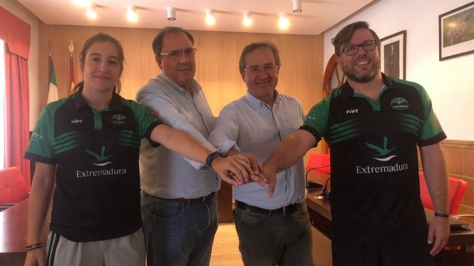 Roberto Blanco estará al frente del EBA en Casar de Cáceres