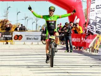 Dani Carreño suma otro título para el Extremadura-Ecopilas con la victoria final del Open de España de Ultramaratón 2018