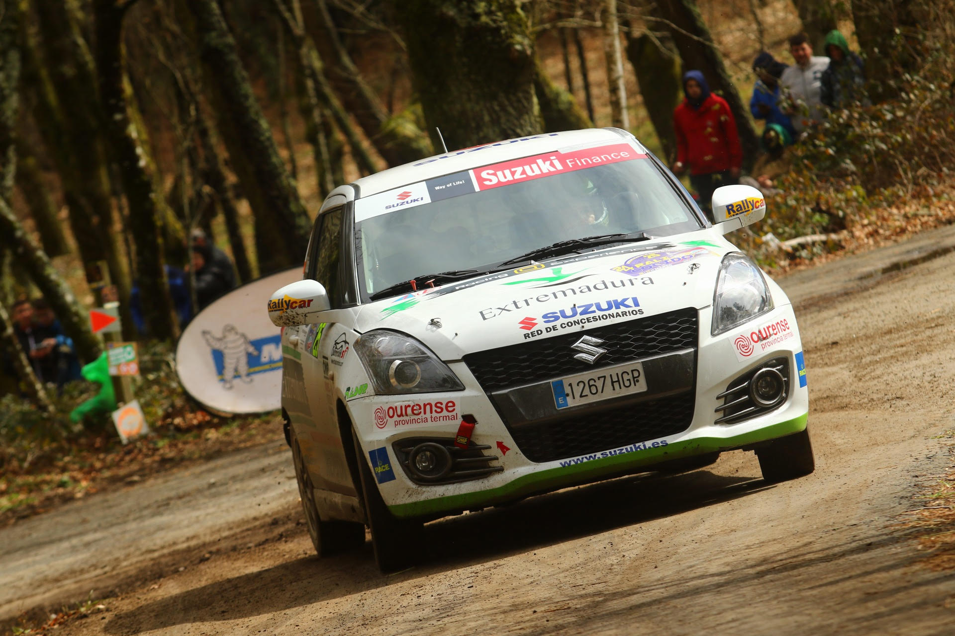 El Q Racing de Extremadura regresa a la Copa Suzuki Swift en Llanes