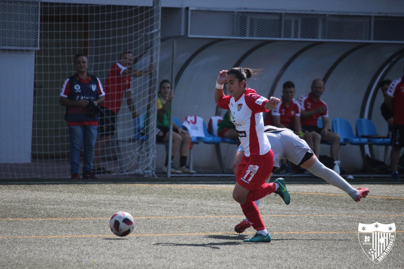 El Liberbank Santa Teresa Badajoz busca la victoria en Montijo antes del parón
