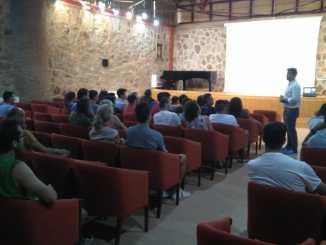 José Ángel Rama fue el encargado de iniciar la IV Capex Week con una charla sobre el uso del pulsómetro