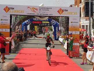 Pedro Romero y Manu Cordero Campeones de España de XC Maratón en Logrosán