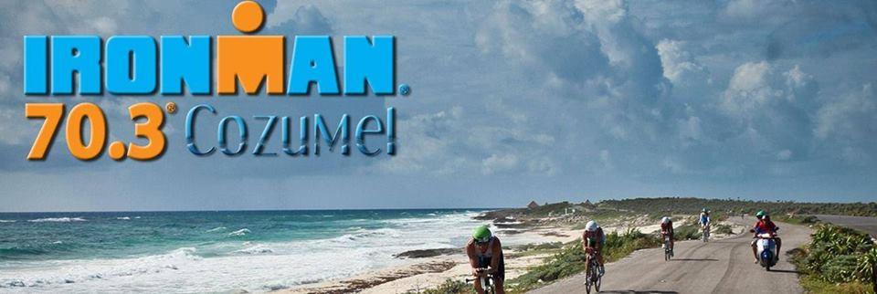 Toni Franco competirá mañana domingo 30 de septiembre en el IRONMAN 70.3 COZUMEL