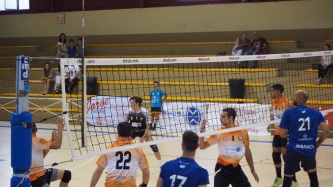 El Extremadura Aparthotel MM Badajoz cae ante CV Emevé Lugo en su debut como local
